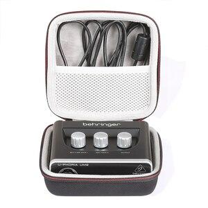Переносная Дорожная сумка из этиленвинилацетата для BEHRINGER Audio Interface (UM2), 2020