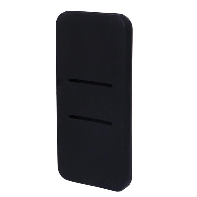 Coque de protection en Silicone Portable pour les banques dalimentation Xiao Mi Redmi Xiaomi 20000mah Powerbank accessoires de bricolage