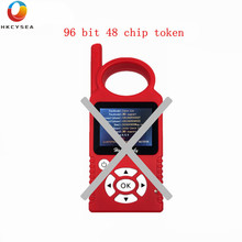 Token Handy Baby Auto-Key-Programmer for 96-Bit 48-Chip 1pc Car-Key-Copy 2-Hand-Held