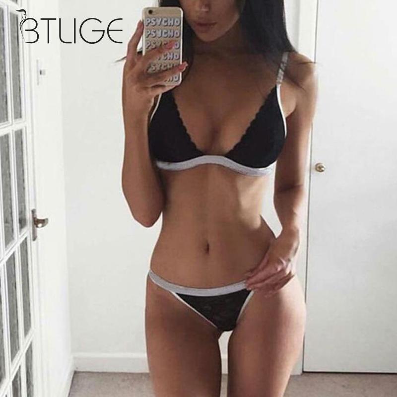 Women sexy Lingerie   Set   Underwear   Bra     Set   Low Waist Lace   Bra   Panties Ladies Female Plus Size Lingerie   Set     Bras     Briefs