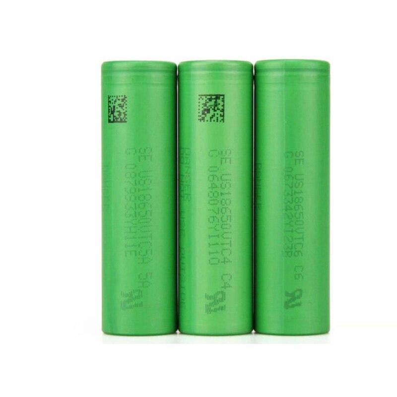 VTC4 30A 2100 мАч 18650 перезаряжаемая литий ионная батарея для US18650VTC4 блок батарей для электроинструмента ECIG|Перезаряжаемые батареи| | АлиЭкспресс