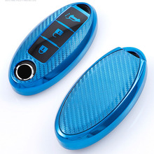 цена на TPU Car Key Cover Case For Nissan Qashqai J10 J11 X-Trail t31 t32 kicks Tiida Pathfinder Murano Note Juke Infiniti Protection