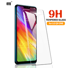 25 Pcs Tempered Glass For LG Q9 ONE LM-Q927L Screen Protector 2.5D 9H Tempered Glass For LG Q9 ONE Protective Glass Film 6.1