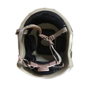 Image 3 - DEWbest FDK 04 Precisão Capacete capacetes À Prova de bala Militar Combate Capacetes À Prova de Balas NIJ IIIA capacetes Balísticos