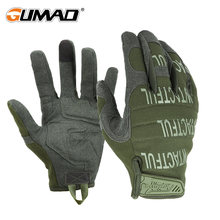 Зеленые тактические перчатки для страйкбола велосипедные с пальцами