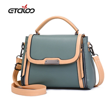 2020 New Braided Shoulder Strap Design Small PU Leather Crossbody Bags For Women Lady Shoulder Handbag Female Luxury Flap Bag цена 2017