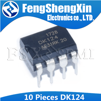 10PCS DK124 DIP8 DIP  24 W off-line switch power supply - sale item Active Components
