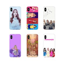 Accessoires Telefoon Shell Covers Kpop Mamamoo Voor Htc Een U11 U12 X9 M7 M8 A9 M9 M10 E9 Plus Desire 630 530 628 816 820 830(China)