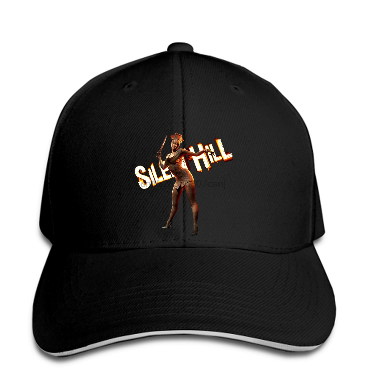 Baseball cap Silent Hill Homecoming Video Game Men's snapback image
