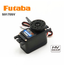 Original Futaba S9170SV S.Bus2 HV high pressure small digital steering gear for fixed wings chuangwei 42l28rm high pressure plate 6632l 0448a 6632l 0449a original