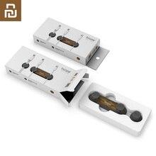 オリジナル youpin bcase 磁気ケーブルデスクトップオーガナイザー管理ホルダー tup ケーブルコードクリップ xiaomi スマートホーム