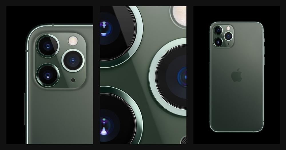 "Original New iPhone 11 Pro/Pro Max With Triple Rear Camera 5.8/6.5"" And Super AMOLED Display 2"