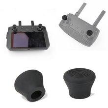 Para dji mavic 2 inteligente controlador de silicone polegar rocker mavic ar controle remoto tampa joystick mavic 2 pro acessórios