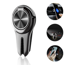 Ring Car Phone Holder Air Vent Mount Mobile Phone Car Holder For Cell Phone Car Mount Holder for phone in car Stand Support