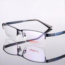 Vazrobe Prescription Spectacles Oversized Glasses Men Wide O