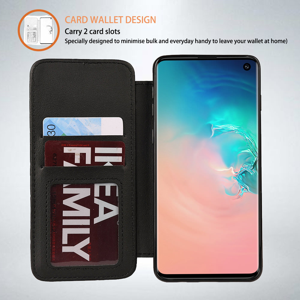 Shockproof Female Luxury Crown Wallet Case For Samsung Galaxy S20 Ultra Cover S10 S9 Plus S8 S10E S7 Edge Flip Leather Coque