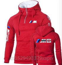 Motorsport Männer M Serie M3 M4 M5 M6 GT3 GT2 Hoodie hip hop Trainingsanzug Mercedes F1 Fleece Hoody M Power hoodie(China)