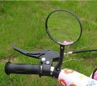 Bike Mirror Rear View Mirror Mountain Bike Safety Mirror Bicycle Stroller Rear View Mirror Riding Equipment Accessories|  -