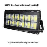 Foco Led 50w Outdoor Lighting Garden Light Wall 220v 600w Led Floodlight Waterproof Outdoor Wall Light for Court Square Park