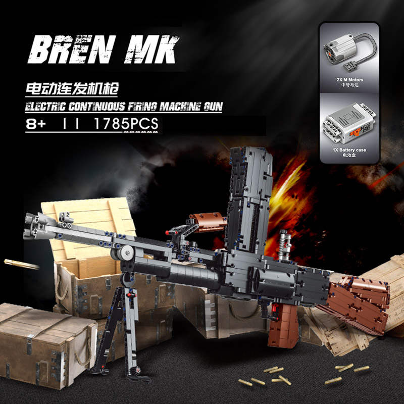Yeshin PG15002 The Electric Continuous Firing Machine Block