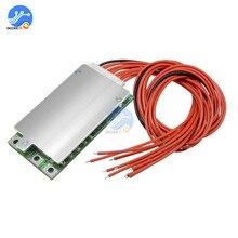 Bms 10S 36V 15A litowo jonowa tablica zabezpieczająca baterię PCB PCM power balancer do roweru elektrycznego Ebike zapobieganie przeładowaniu