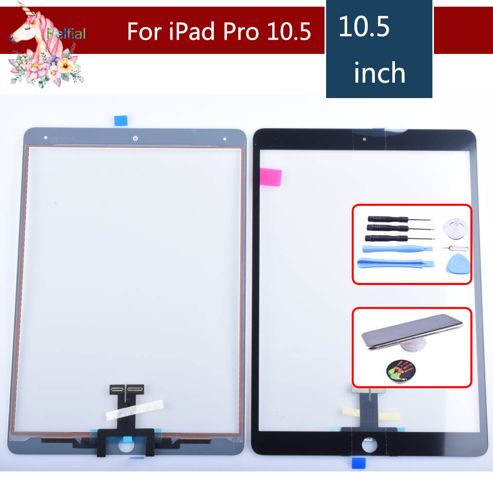 Original For Apple ipad 2 Digitizer Touch Screen Glass Replacement Home Button