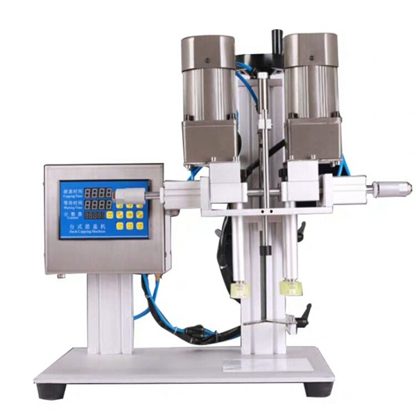 High Speed Table Top Capping Machine, Screw Capping Machine , Twist Off Capping Machine