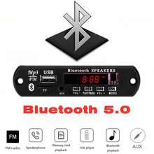 BT TF USB FM Aux Radio MP3 Player Integrated Car USB Bluetooth Hands-free MP3 Decoder Board Module Audio refitting apps2car integrated hands free bluetooth car kits usb aux in mp3 adapter for peugeot 407 2005 after