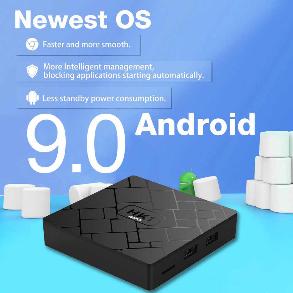 Transpeed Android 9.0 smart tv Box RK3229 2G DDR3 16G pamięci ROM ROM Set Top Box 4K 3D H.265 Wifi odtwarzacz multimedialny odbiornik tv sklep google play