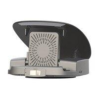 Cargador inalámbrico inteligente para coche, soporte de teléfono móvil que se abre automáticamente, Sensor infrarrojo Dual táctil, cargador de coche inalámbrico