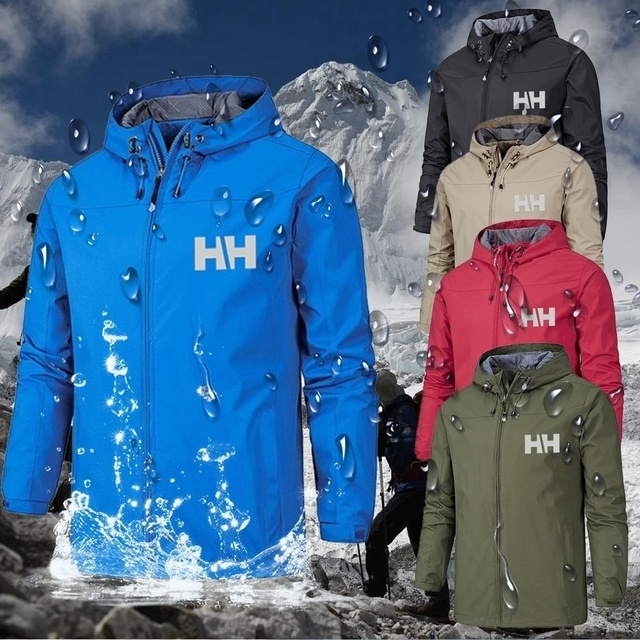 New Softshell Sailing Jacket Men's Windproof Hiking Jackets Outdoor Mountain&Hiking Winter Trekking Jacket Men Windbreaker Coats 1