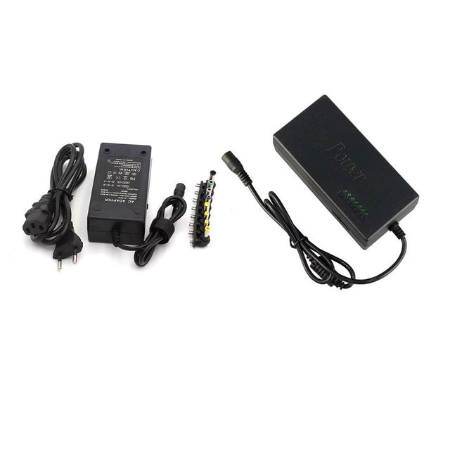 DC 12 V/15 V/16 V/18 V/19 V/20 V/24V 4 5A 96W Laptop AC Universal Power Adapter Charger for ASUS DELL Lenovo Sony Laptop