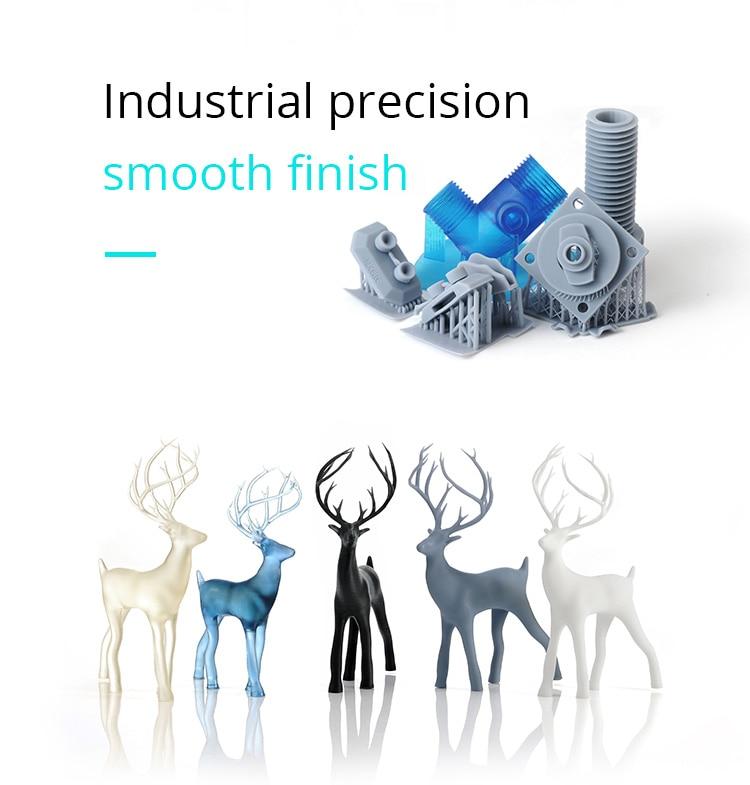 NOVA3D UV Resin/3D Printer Printing Material/ UV Sensitive Liquid Photopolymer