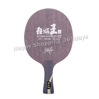Original DHS Hurricane King 3 table tennis blade carbon blade table tennis racket racquet sports indoor sports