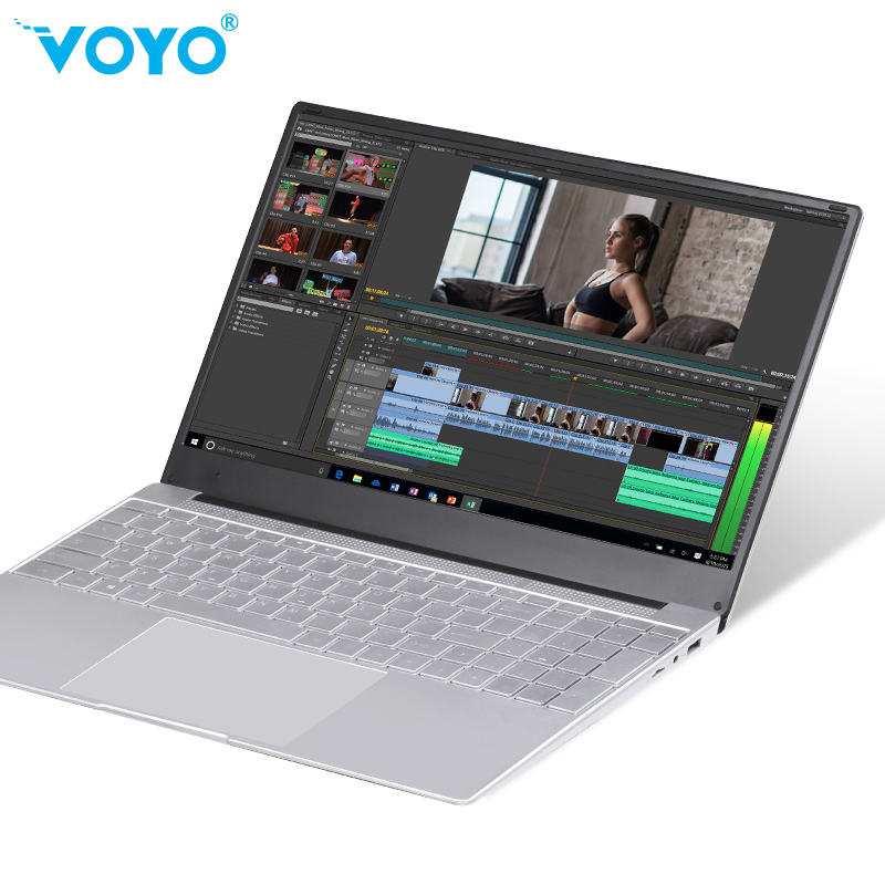 Ultrathin 15 6 inch Windows10 Netbook i7 Youth Laptop 8GB RAM 128G 256G 512G HDMI Notebook Intel Celeron J3455 Netbook Compute