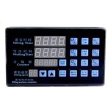 цена на DC12V Or DC24V Liquid Filling Machine Controller Panel Time Control Quantitative Automatic Manual Jog Switch