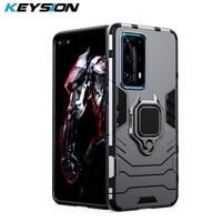 KEYSION Antiurto di Caso Per Honor 20 Pro 10i 10 8X 9S Della Copertura Del Telefono per Huawei P40 Pro P30 P20 lite Compagno 30 20 Pro Y5P Y6P Y7P Y8P