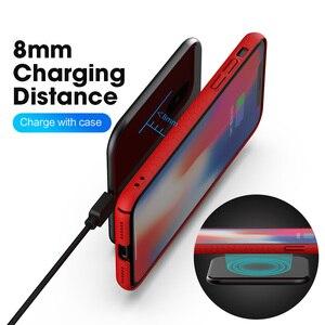 Image 3 - SIKAI 15W צ י אלחוטי מטען עבור iPhone X Xr מהיר טעינת מזח עבור Airpods בלתי מוגבל תשלום תחנת לxiaomi נייד טלפון