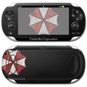 Image 2 - Новая наклейка для PS Vita PSV 1000 шкуры для видеоигр наклейка s виниловая наклейка на чехол для Play Station PSV 1000