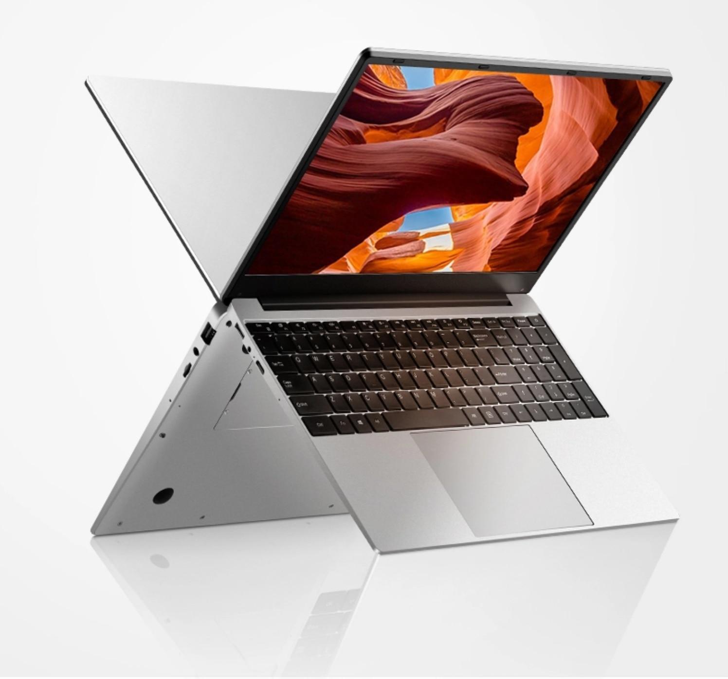 Laptop 14 Inch Window 10 AMD R5 2500U 8GB DDR4 256GB/512GB SSD Camera Bluetooth 4.1