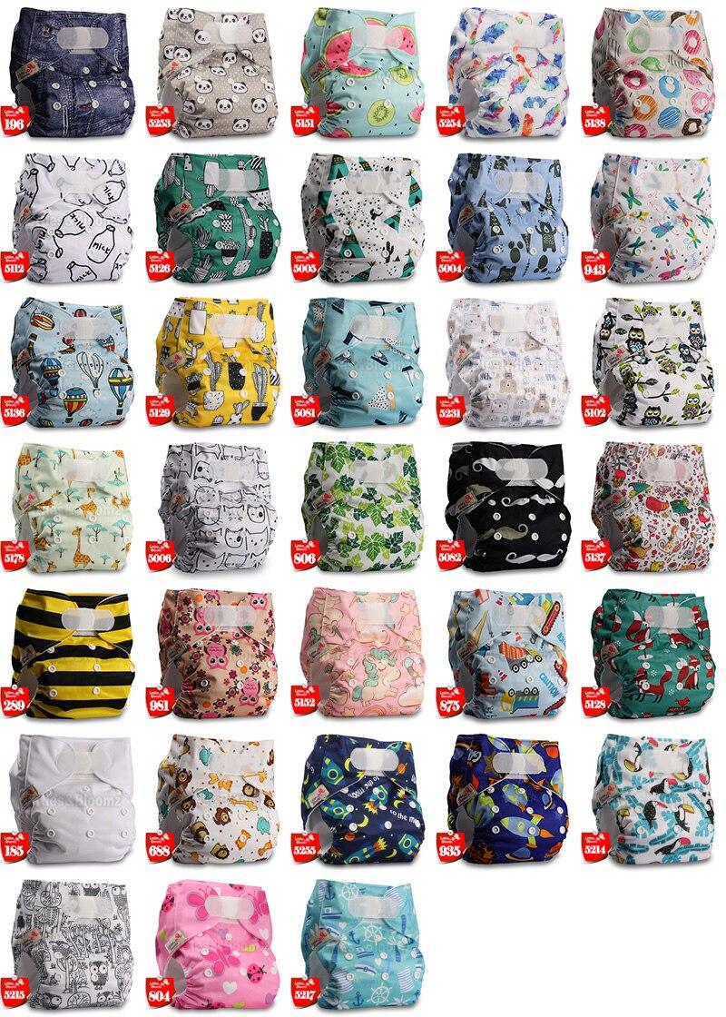 [Littles&Bloomz] Детские Моющиеся Многоразовые, настоящая стандартная ткань, застежка-липучка, карман для подгузников, пеленки, обертывание, подходит для рождения в горшке