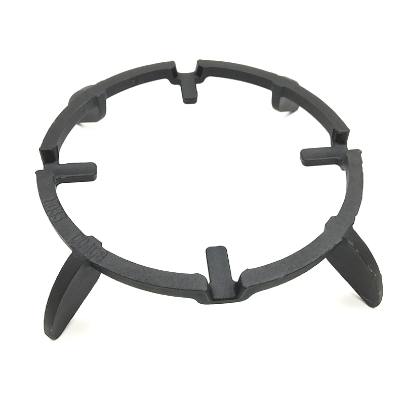 AD-Wok Pan Stand Supports Rack Cast Iron Burners Stove Cookware Ring Gas Ranges Wok Support Rack For Kitchen Cooking Gas Stove