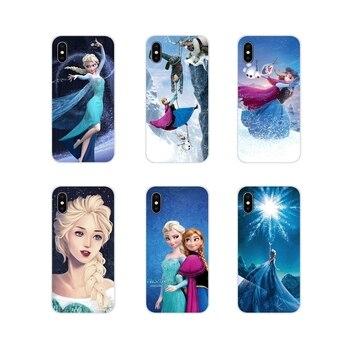 Перейти на Алиэкспресс и купить Панк Эльза тату принцесса для Xiaomi Redmi 4A S2 Note 3 3S 4 4X5 6plus 7 6A Pro Pocophone F1 аксессуары для телефона чехлы