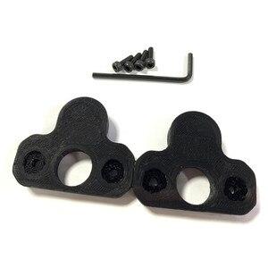 Image 2 - Kits de Modification de palettes daimant de volant de jeu de remplacement pour FANATEC formule V2/ 918 RSR/moyeu universel/M3 GT2