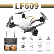 RC Quadcopter LF609 Drone 4K HD Wide Angle Dual Camera Optic