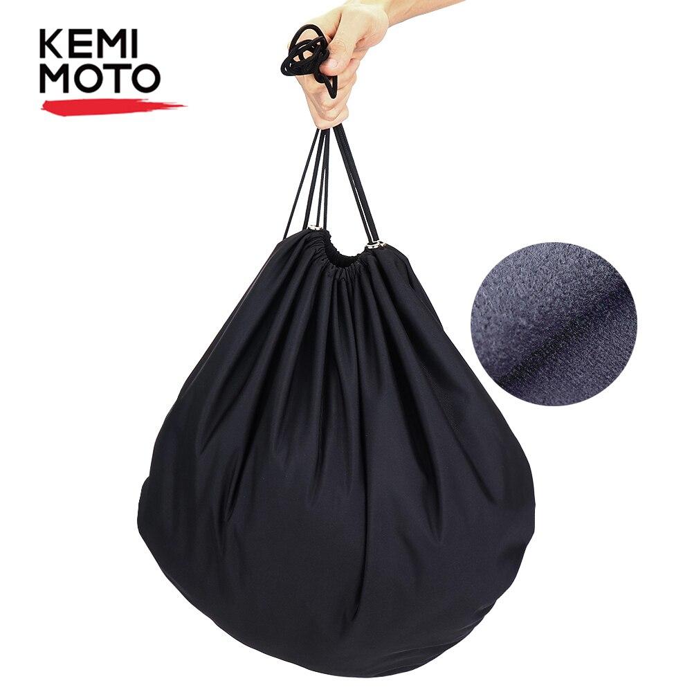 Сумки для мотоциклетного шлема KEMiMOTO, сумка для мотоциклетного шлема BMW для Yamaha для Honda Для Suzuki, универсальные запчасти