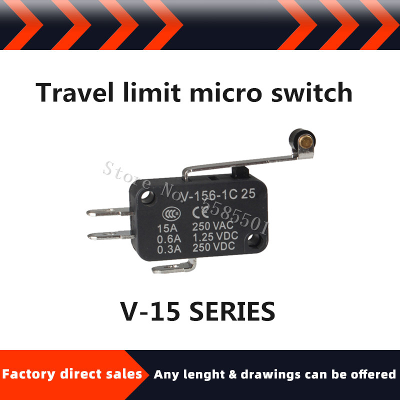 Micro-Switch V-15 154 Upgrade-Version Factory-Direct Quality-Assurance