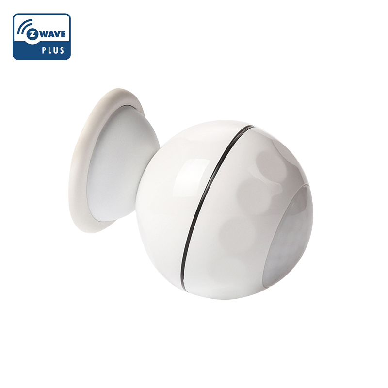 NEO COOLCAM ZWave Plus PIR Motion Sensor Detector +Temperature Feature Easy Install Battery Operated Home Automation Sensor