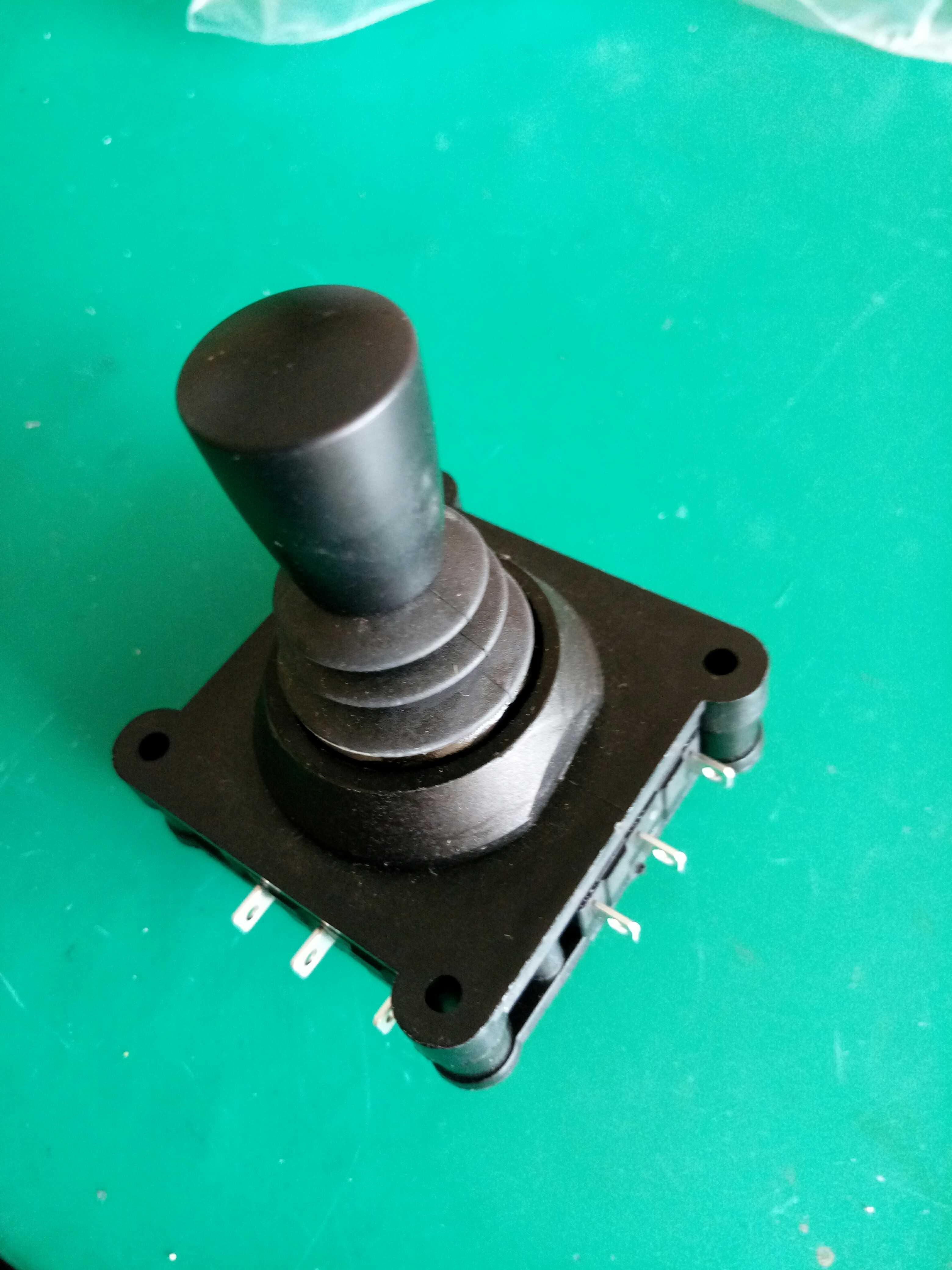Waterproof Switch Type Joystick CV4 Cross Switch Rocker Main Command 360 Degree Self-reset