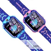 2021 q12 crianças relógio inteligente crianças sos telefone relógios smartwatch uso sim cartão foto à prova dip67 água ip67 crianças relógio presente meninos meninas